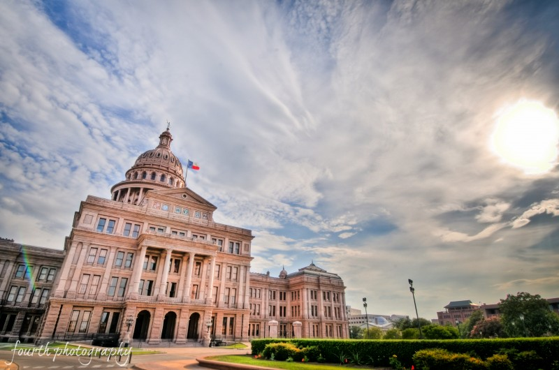 Capitol Angle HDR
